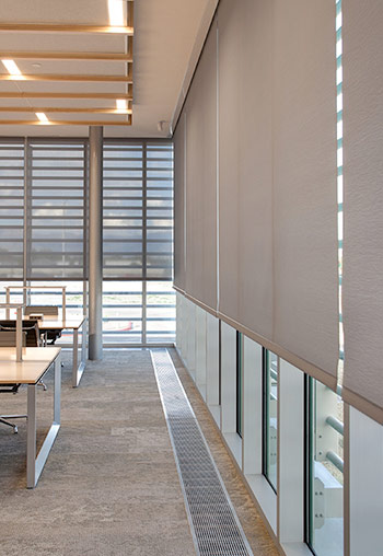 Commercial shading solutions